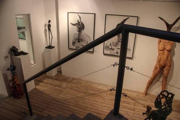 Foto de divulgação da galeria