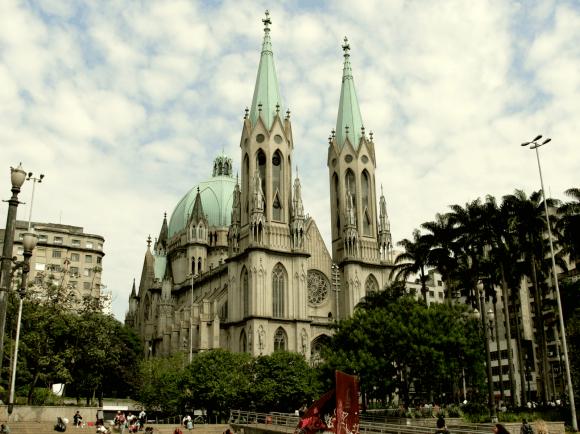 Catedral Metropolitana de São Paulo - Catedral da Sé