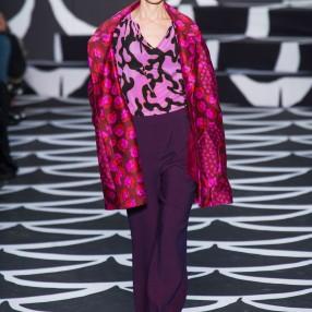 Diane Von Furstenberg Inverno 2015 RTW